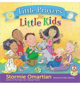 Harvest House Publishing Little Prayers for Little Kids