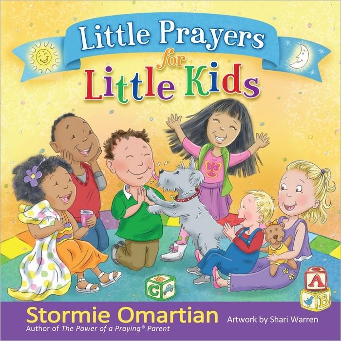 Harvest House Publishing littlePrayers for littleKids