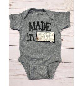 Taylor & Coultas American Made, Inc Made in South Dakota Bodysuit Newborn