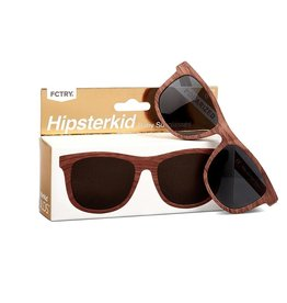 FCTRY Polarized Baby Sunglasses, Wood (3-6y)