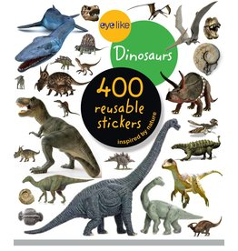 Workman Publishing Eyelike Stickers: Dinosaurs