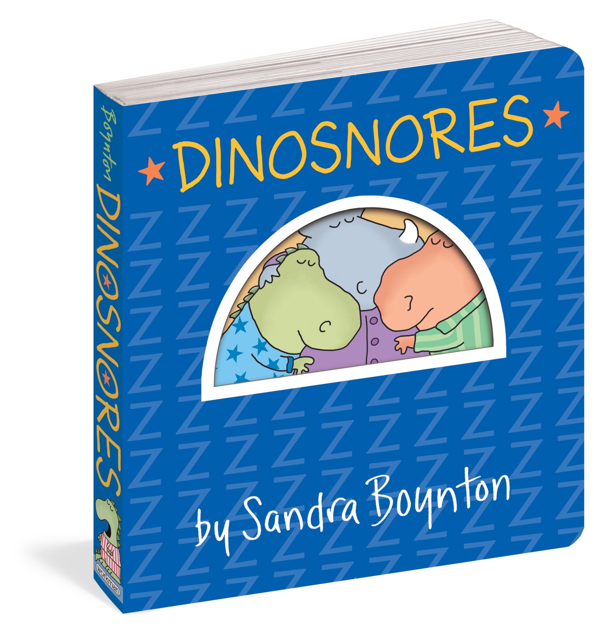 Workman Publishing Boynton, Dinosnores