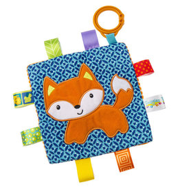 Mary Meyer Taggies Crinkle Me Fox