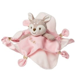 Mary Meyer Itsy Glitzy Fawn (pink) Character Blanket