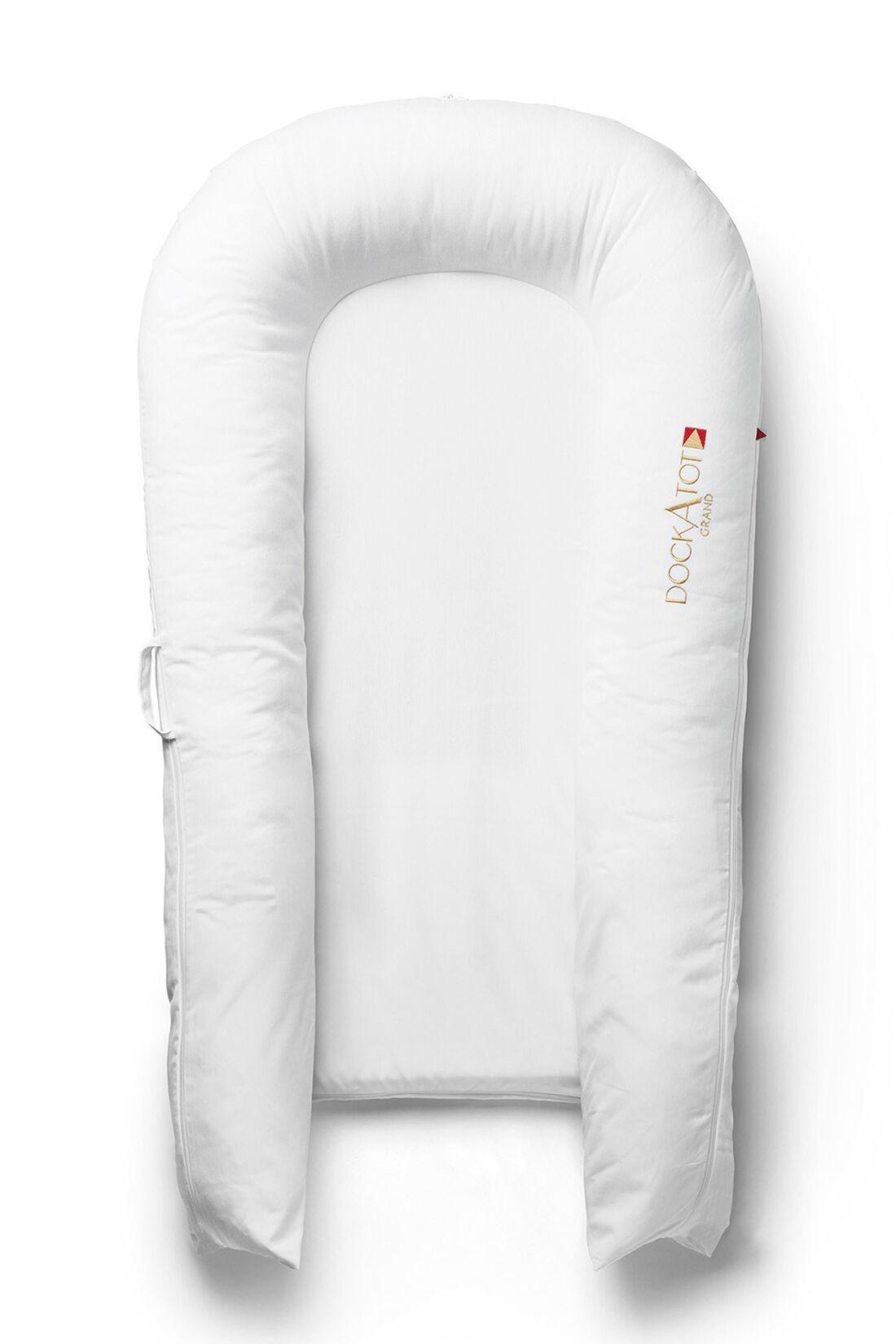 DockATot Deluxe+ Dock - Pristine White