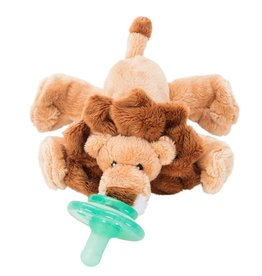 Nookums Pacifier Plushies Buddies - Leo Lion