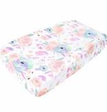 Copper Pearl Premium Diaper Changing Pad Cover Bloom