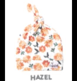Copper Pearl Top Knot Hat, Hazel