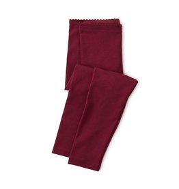 Tea Collection Solid Leggings - Boysenberry