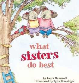 Chronicle Books What Sisters Do Best