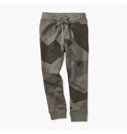 Tea Collection Printed Joggers - Mountain  3