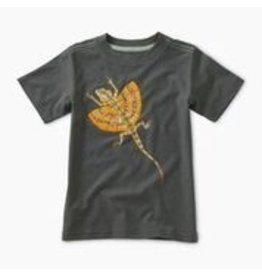 Tea Collection Glider Lizard Graphic Tee - Thunder  2