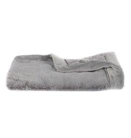 Saranoni Toddler to Teen Blanket Gray Lush