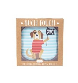 Mud Pie Ouch Pouch Pirate Puppy