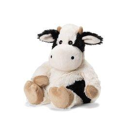 Intelex Big Black and White Cow Cozy Plush