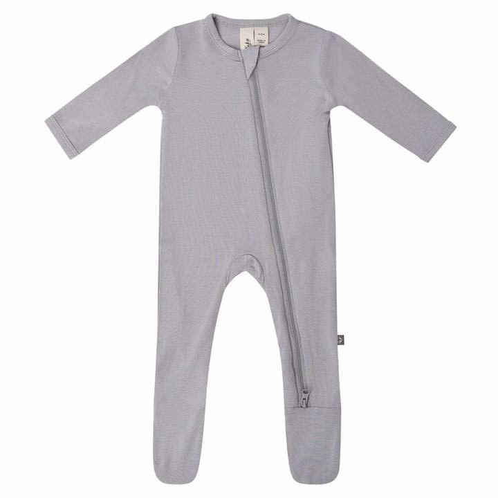 Kyte Baby Zippered Footie Storm