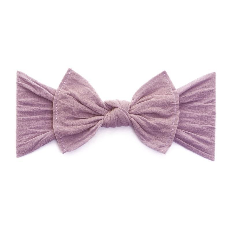 Baby Bling Bows Knot - Mauve