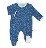 Magnetic Me Blue Sky Bunny Modal Magnetic Footie