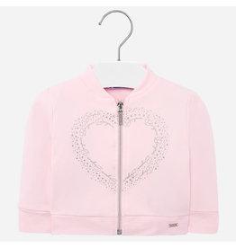 Mayoral Sweatshirt Baby Girl - Rose