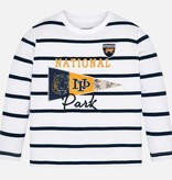 Mayoral Long Sleeved T-Shirt Boy - Stripes 070