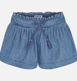 Mayoral Mayoral Jean Shorts Girls