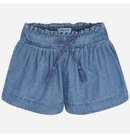 Mayoral Mayoral Jean Shorts Girls