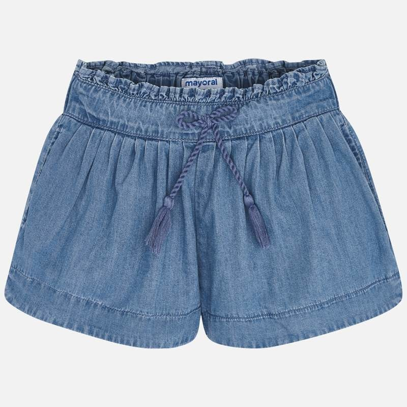 Mayoral Jean Shorts