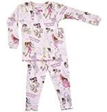 Books to Bed Princess Wears Pants Pajama  3T