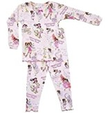 Books to Bed Princess Wears Pants Pajama 5Y