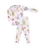 Books to Bed How to Babysit a Grandma Pajama  3T