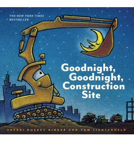 Books to Bed Goodnight, Goodnight Construction Site
