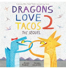 Books to Bed Dragons Love Tacos 2