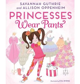 Books to Bed Princesses Wear Pants