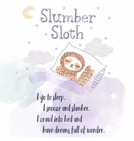 Slumberkins Slumber Sloth Snuggler Bundle