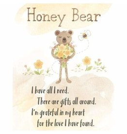 Slumberkins Honey Bear Snuggler Bundle