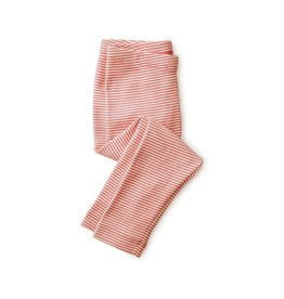 Tea Collection Striped Baby Leggings - Desert Rose