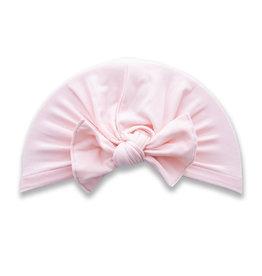 Baby Bling Bows Knot Turban : Seashell