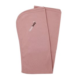 Loved Baby Pointelle Blanket Size One Size - Mauve