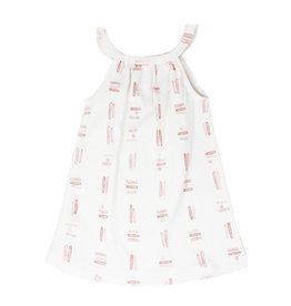 Loved Baby Halter Dress  - Mauve Tribe