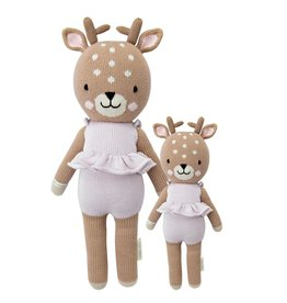 Cuddle and Kind Violet the fawn little 13""