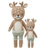 Cuddle and Kind Elliott the fawn little13""