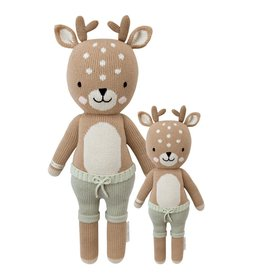 """Cuddle and Kind Elliott the fawn little 13"""""""