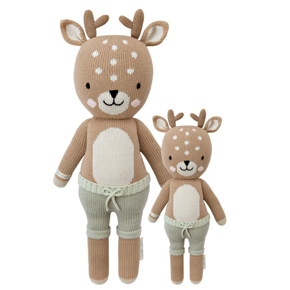 Cuddle and Kind Elliott the fawn little 13""