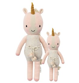Cuddle and Kind Ella the unicorn little13""