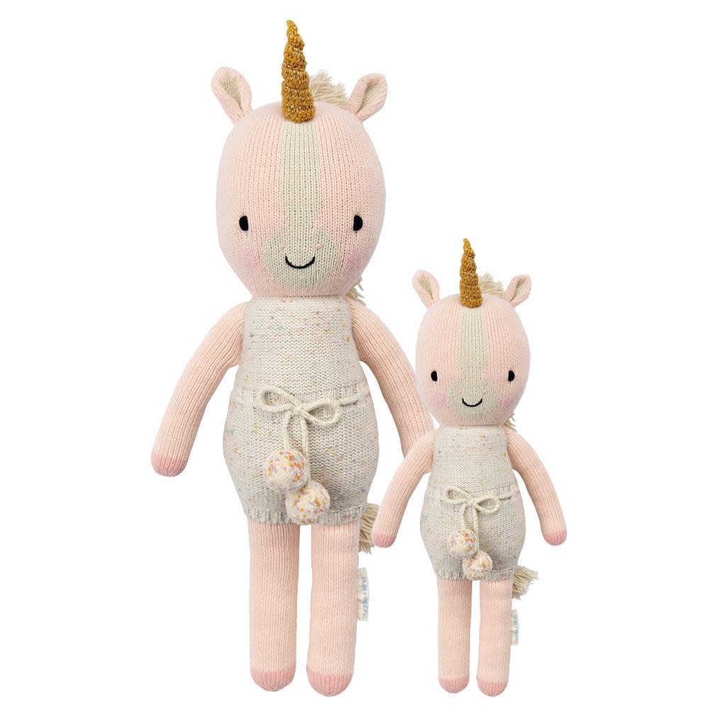 "Cuddle and Kind Ella the unicorn little 13"""