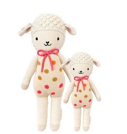 Cuddle and Kind Lucy the lamb little13""