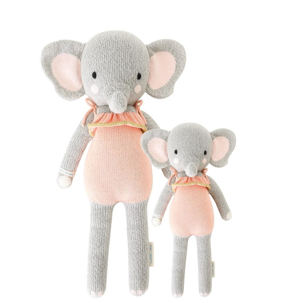 Cuddle and Kind Eloise the elephant little 13""