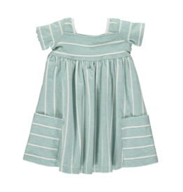 Vignette Rylie Dress Aqua