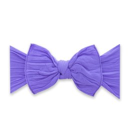 Baby Bling Bows Knot - Amethyst