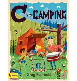 Gibbs Smith C is for Camping